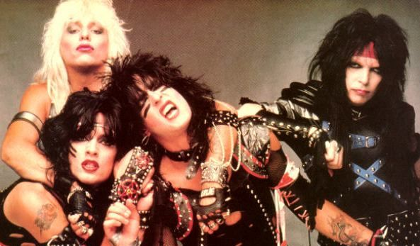 1980s Hairstyles For Men Big Hair And Rock Stars The Lifestyle Blog For Modern Men Their Hair By Curly Rogelio 1980s Hair Hair Metal Bands Motley Crue