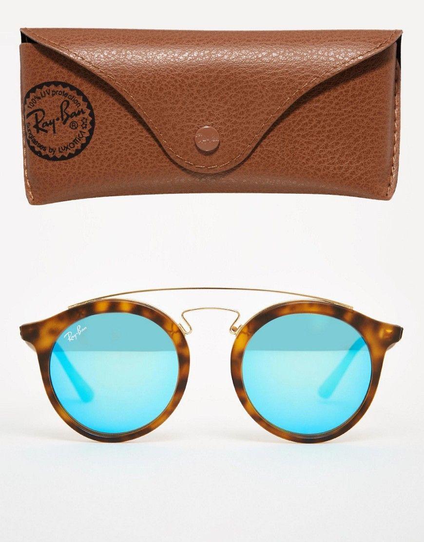 ray ban gafas de sol espejo