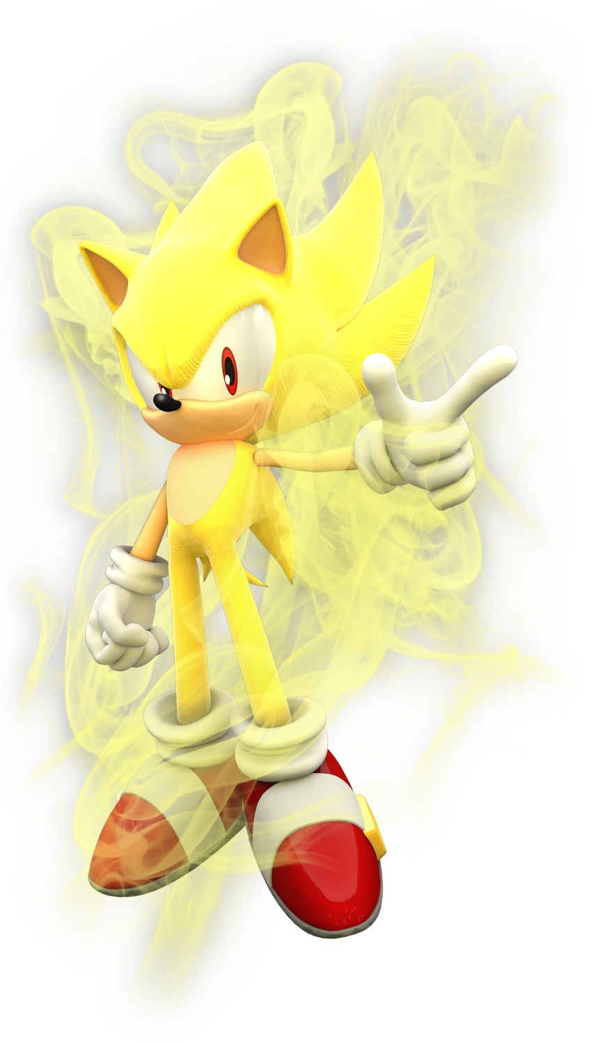 super sonic sonic the