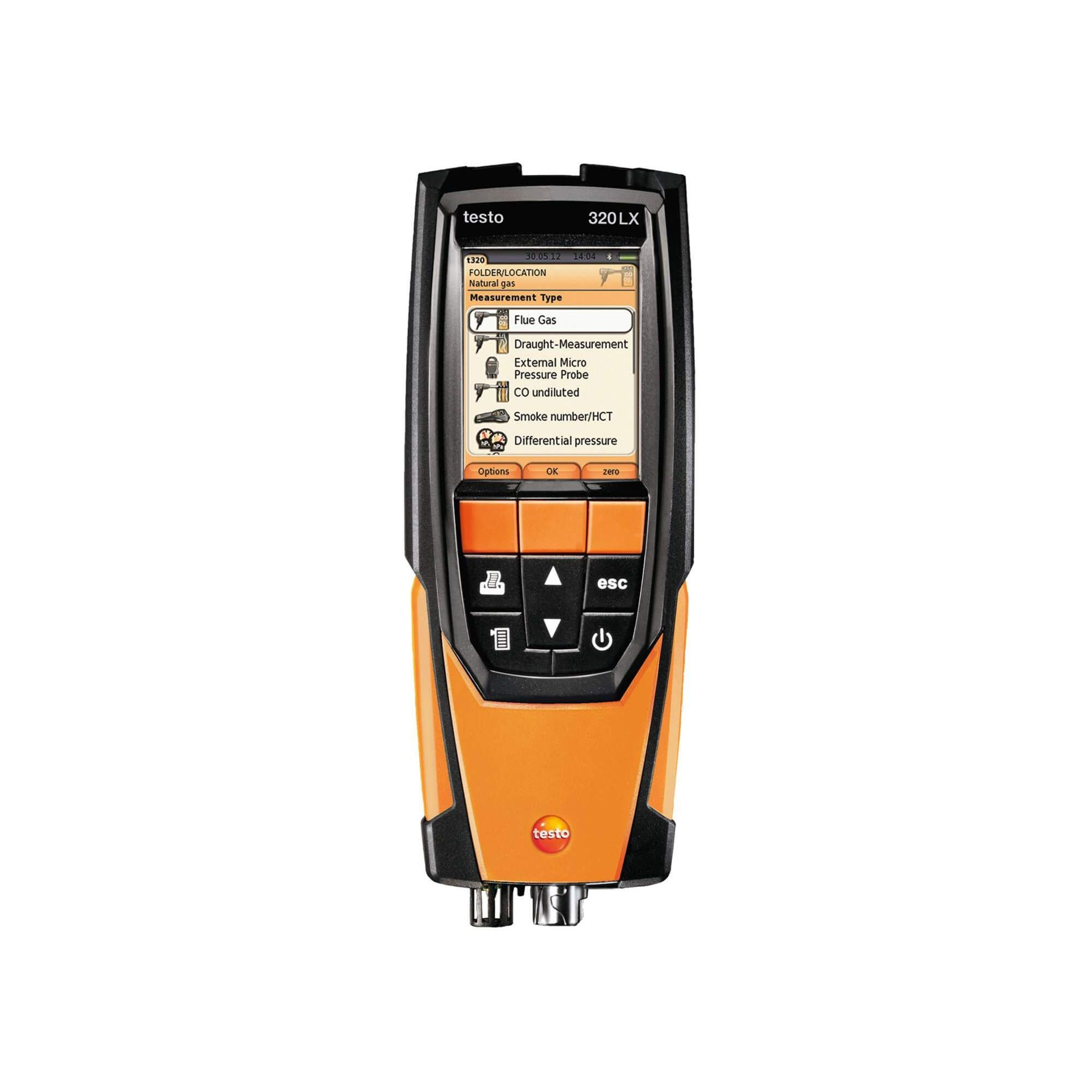 Testo 320 Combustion Analyzer 0563 3220 70 Valuetesters Com Thermal Imaging Cameras Hvac Tools Heating Hvac