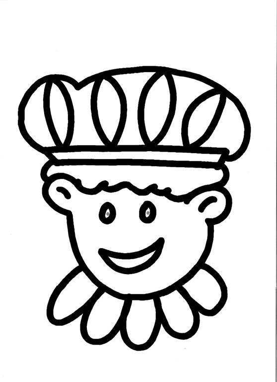 Quatang Gallery- Door Leerlingen Van Groep 7 Benodigdheden Zwart Papier Op A4 Formaat Wit Potlood Schaar Snijmesje En Snijmat Vloeipapie Sinterklaas Zwart Papier Zwarte Piet