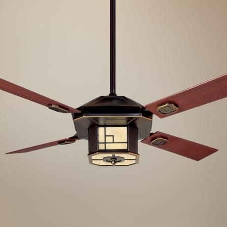 56 Casablanca Bungalow Gallery Ceiling Fan Ceiling Fan