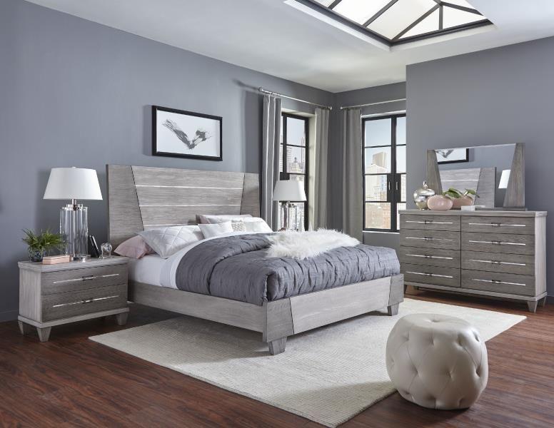 Bfg Brazil Furniture Group Matrix Solid Wood Bedroom Sleek Chic And Stylish The M Grey Bedroom With Pop Of Color Bedroom Sets Bedroom Decor Inspiration