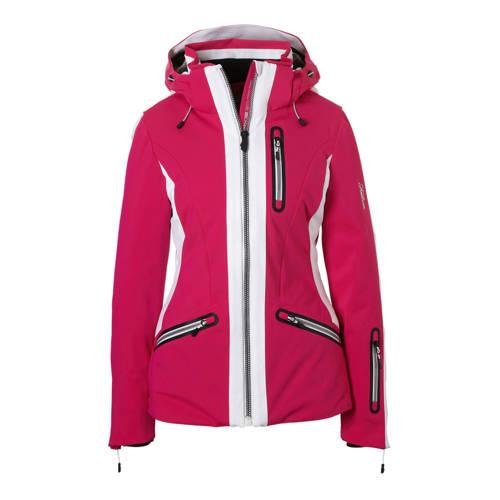 Falcon ski jack roze | wehkamp
