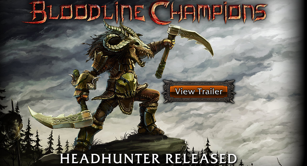 BLOODLINE CHAMPIONS -VIDEO