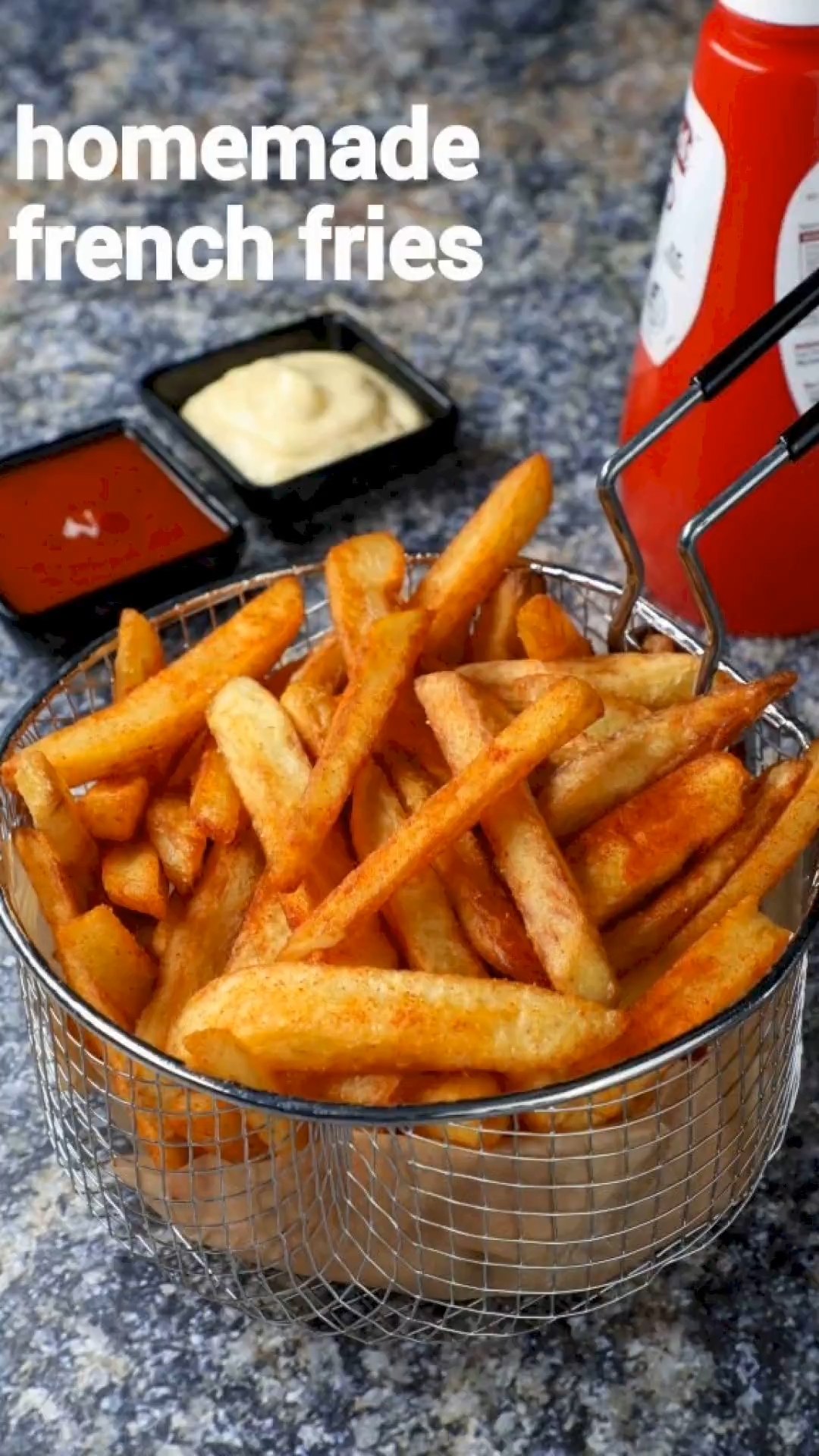 french fries recipe | finger chips | how to make h