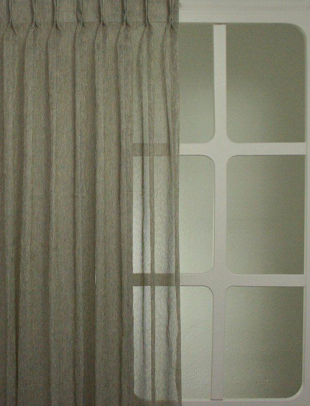 Inbetweens - Sivota Grijs || Mooie gordijnen met robuust karakter ...
