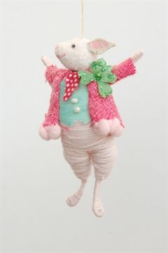 Halinka's Fairies: Peppermint Pig