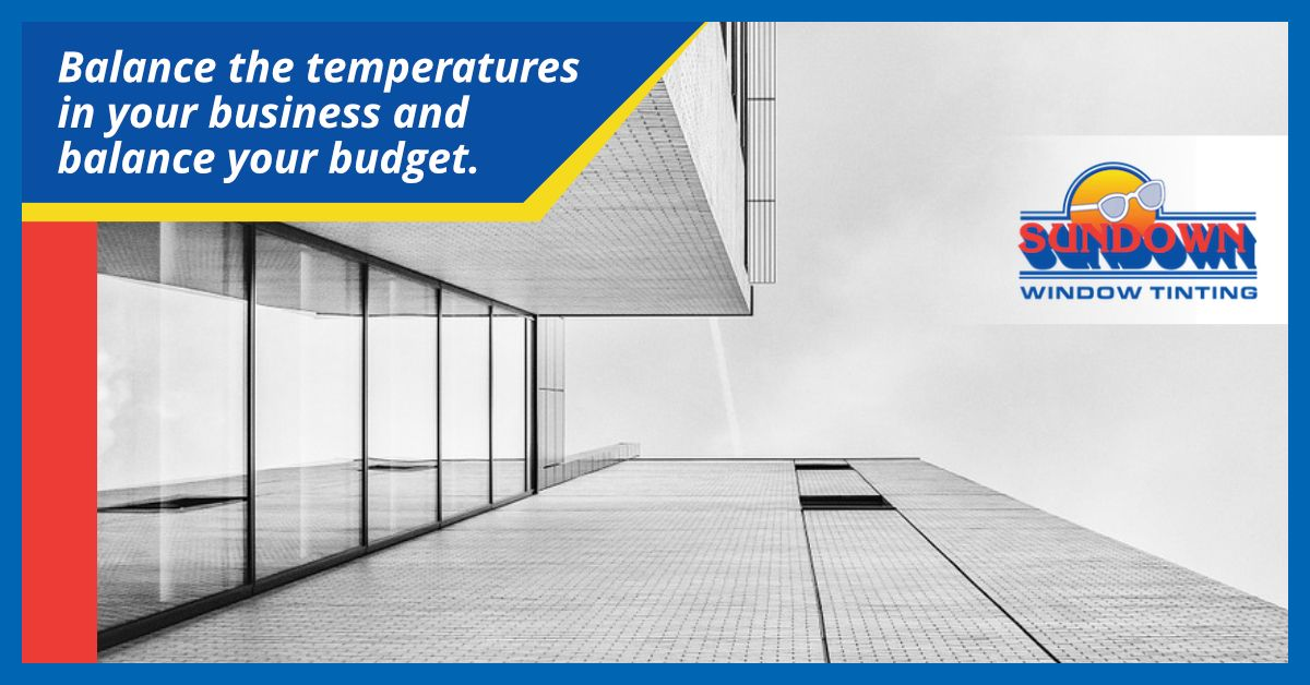 Balance the temperatures in your business and balance your