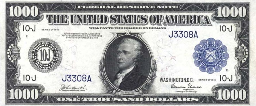 Look An Actual 100 000 Bill Currency Pinterest Coins Money