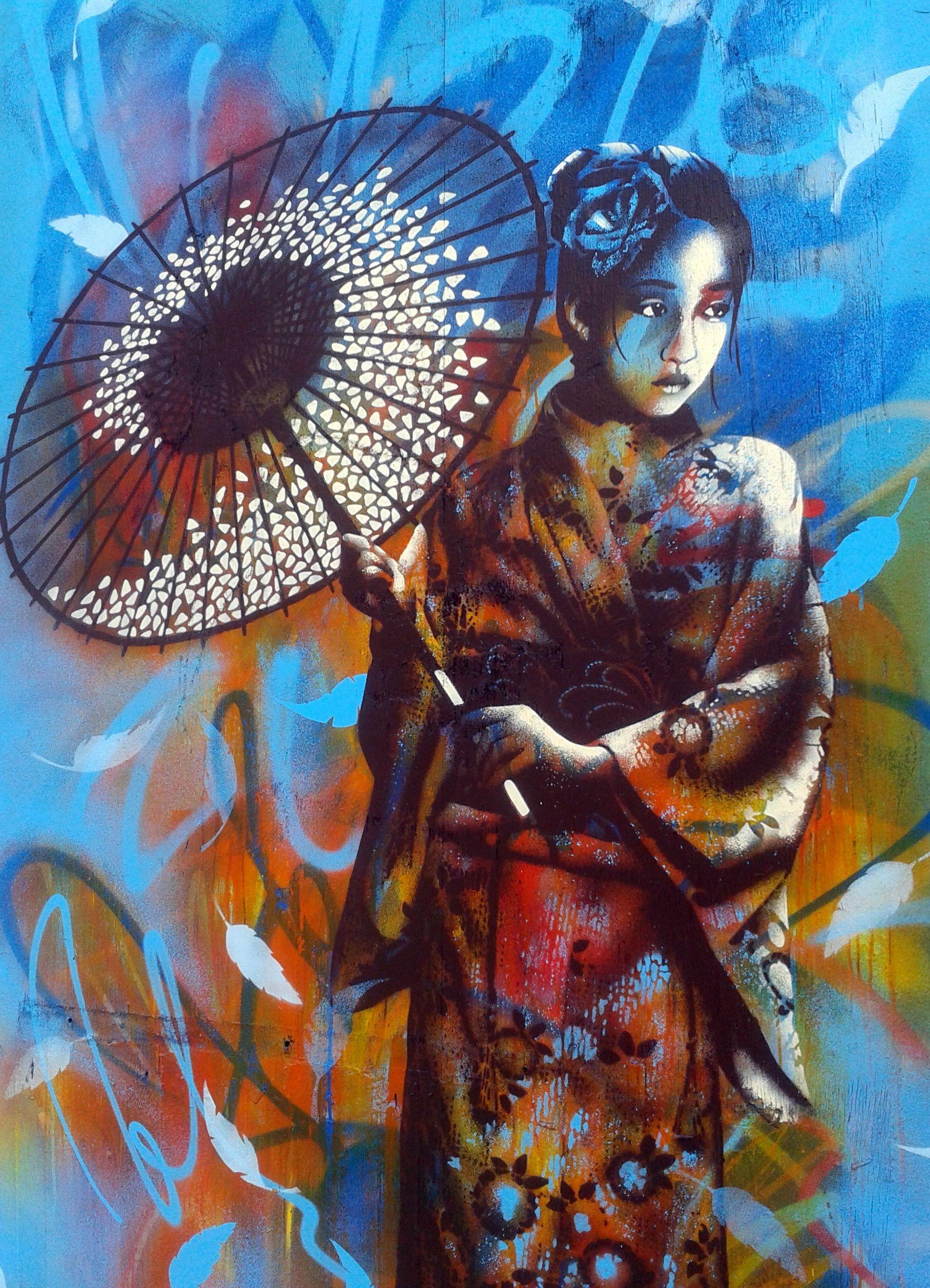Street Art: London