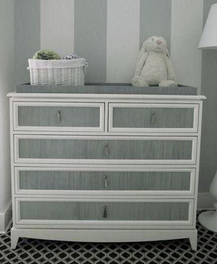 Relooking de meubles avec la peinture ou la patine gray - Peinture patine meuble ...