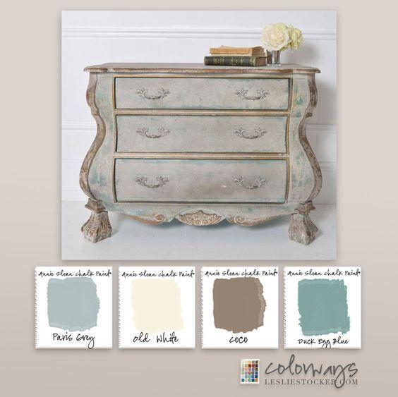 Colorways Con Leslie Stocker Commode Chippendale Annie Sloan Chalk Paint C Annie C Muebles De Pintura De Tiza Pintura De Muebles Pinturas Para Muebles