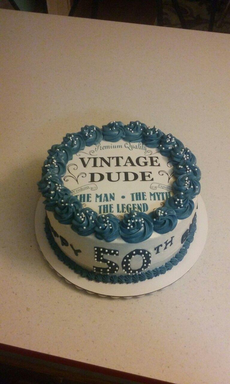 50th Birthday Cake In 2019 Dad Cake Birthday Cake Dad
