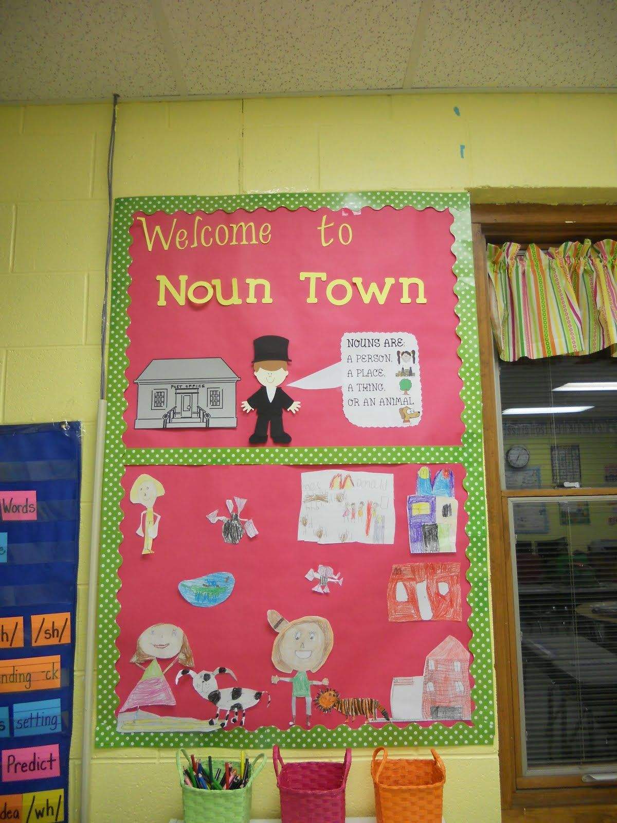 I Want To Make A Noun Town Verb Village And Adjective
