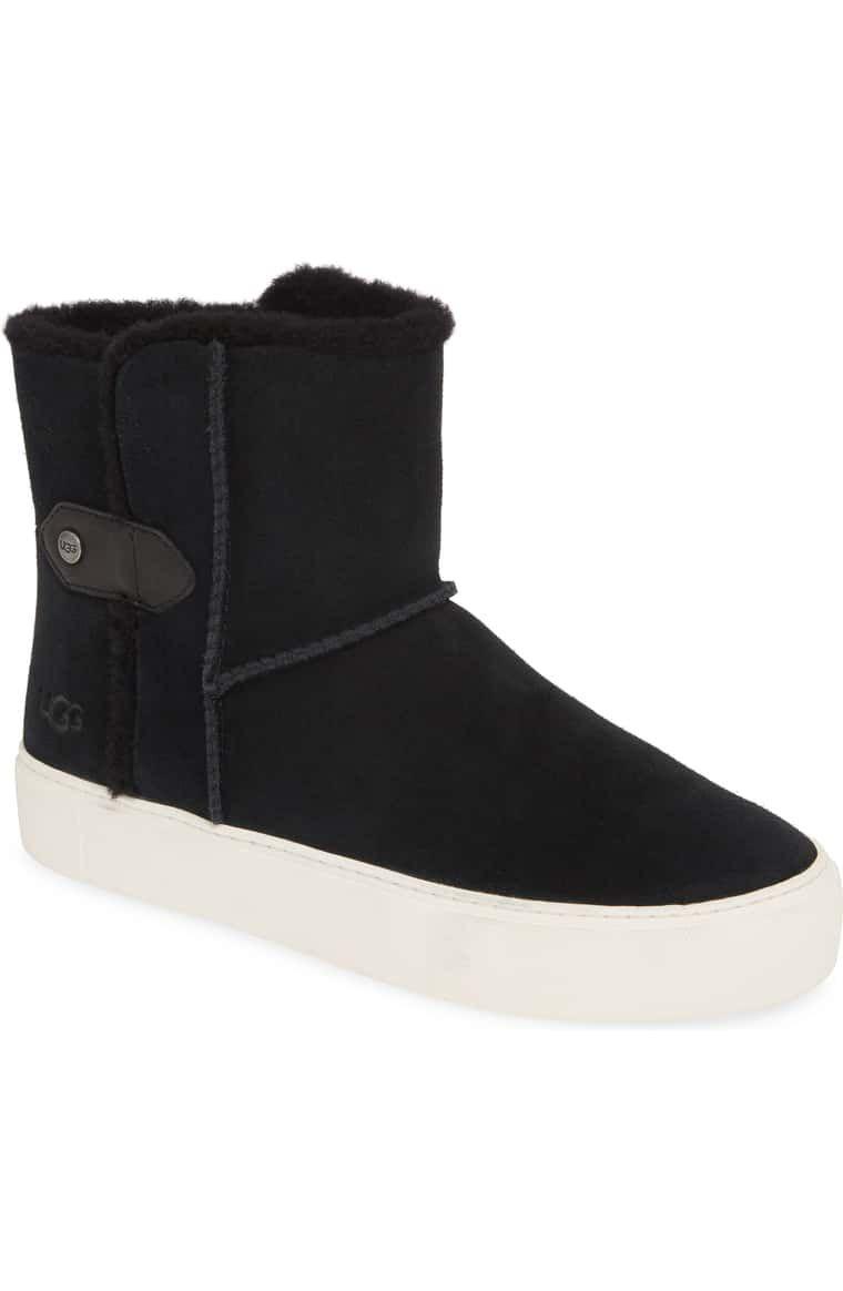 UGG® Priya Plush Sneaker Boot (Women