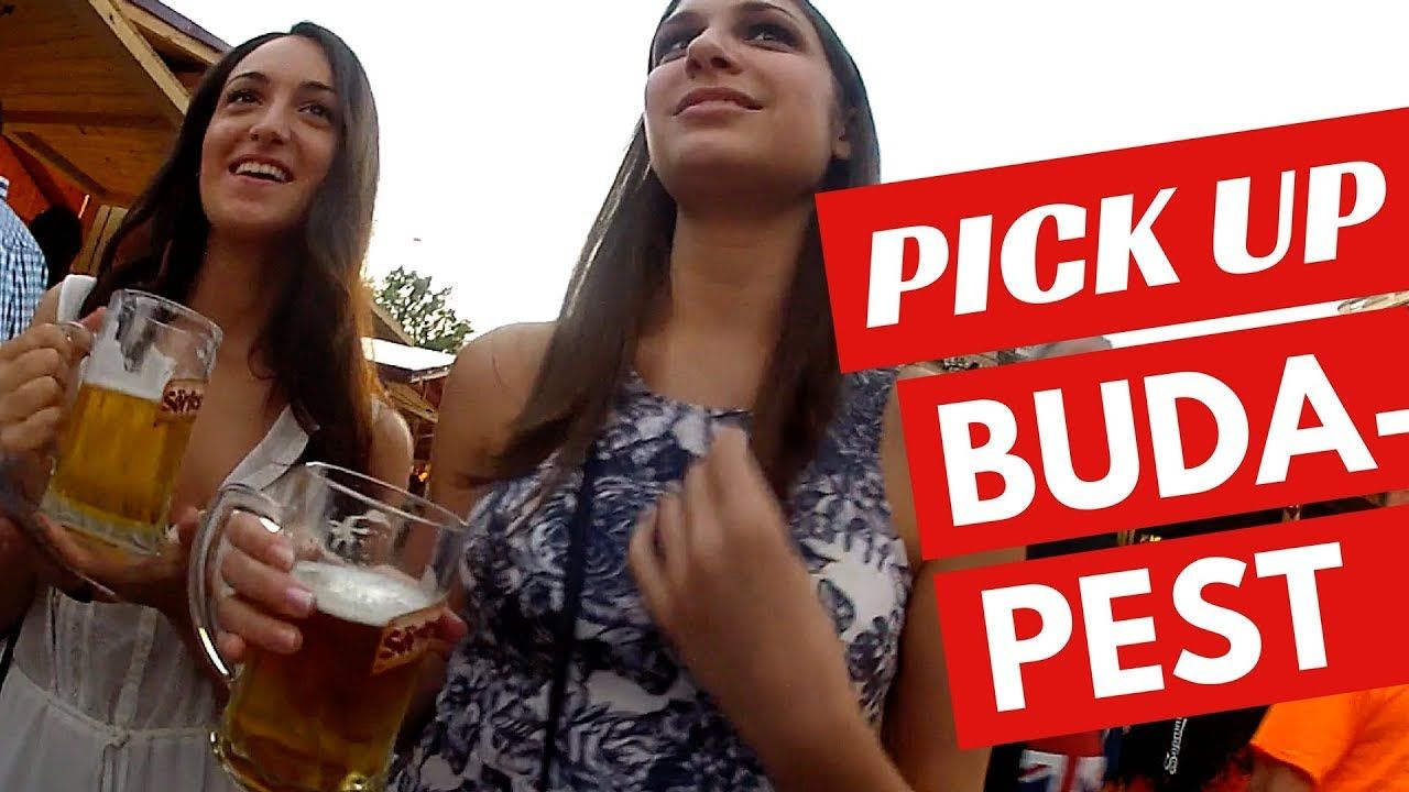 Picking Up Girls in Budapest (Hungary) REUPLOAD   For 1 to