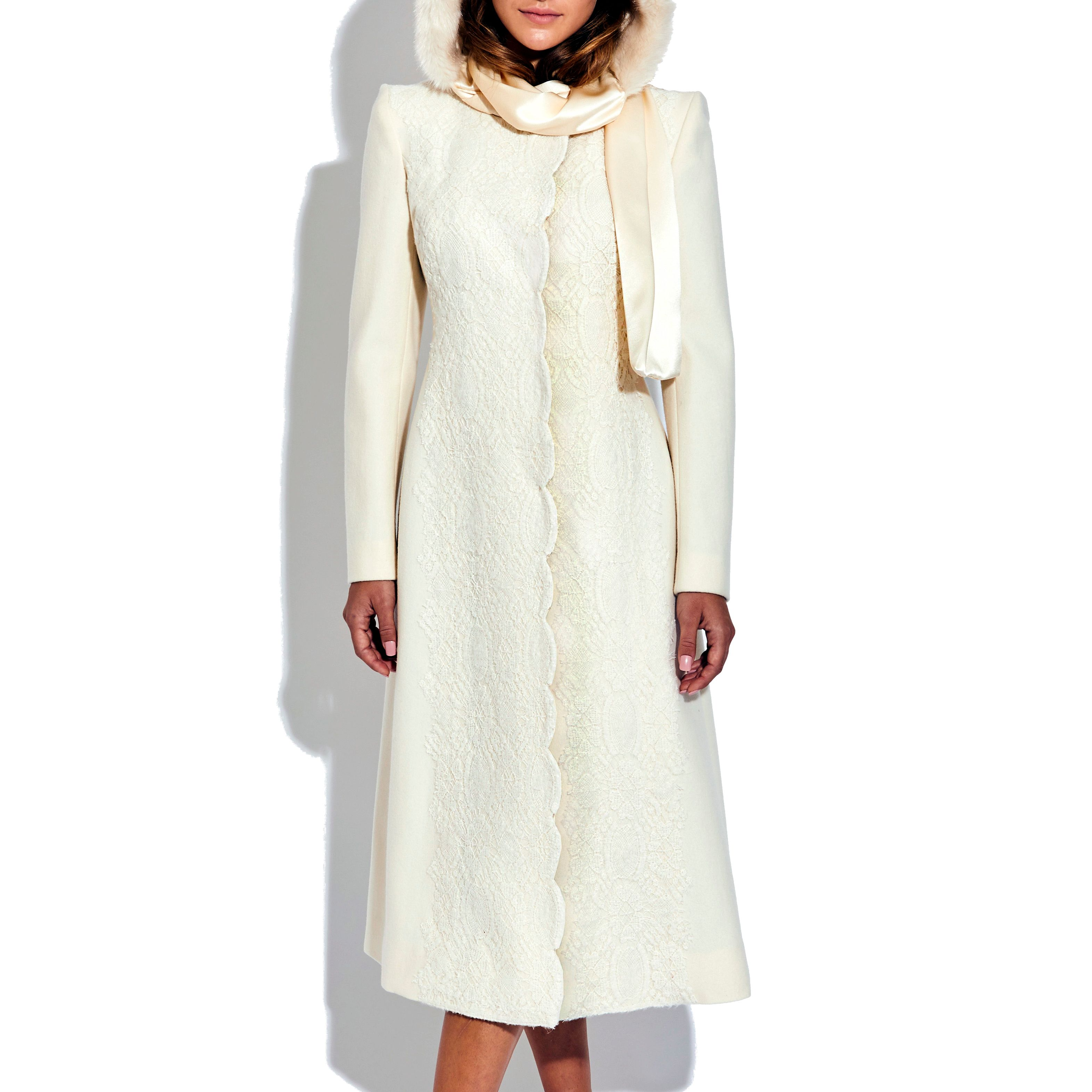 Catherine Walker Valeria Coat Dress In Winter White In 2021 Dresses Coat Dress Winter Dresses [ 3144 x 3144 Pixel ]