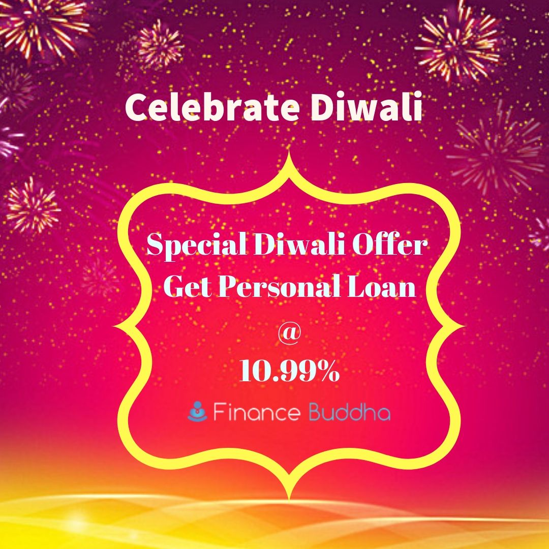 Celebrate Diwali With Bumper Offer Personal Loan Get