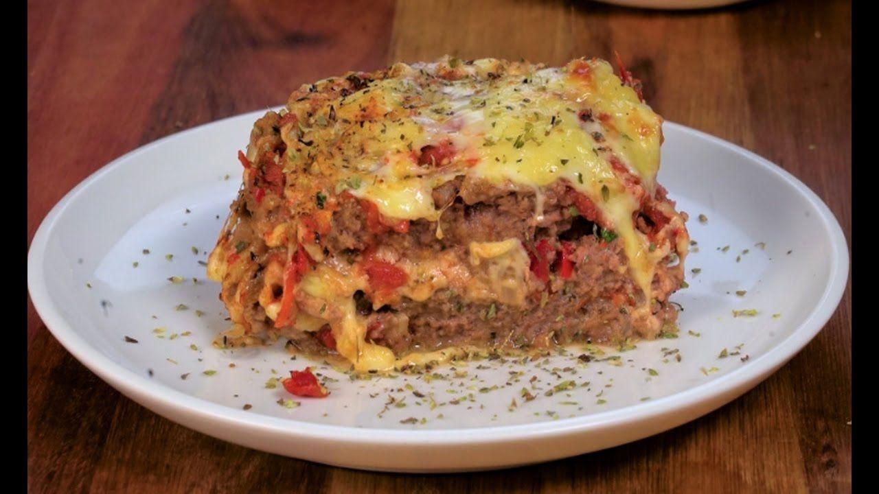 Pastel de Carne ~ Receta   Bien Tasty