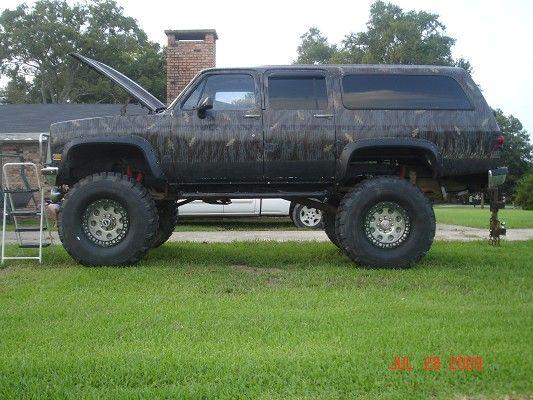 Chevy Suburban V2500 4wd 1991 Chevy Suburban V2500 4wd Chevrolet