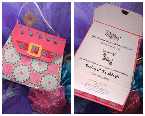 17 Best images about purse party – Handbag Party Invitations
