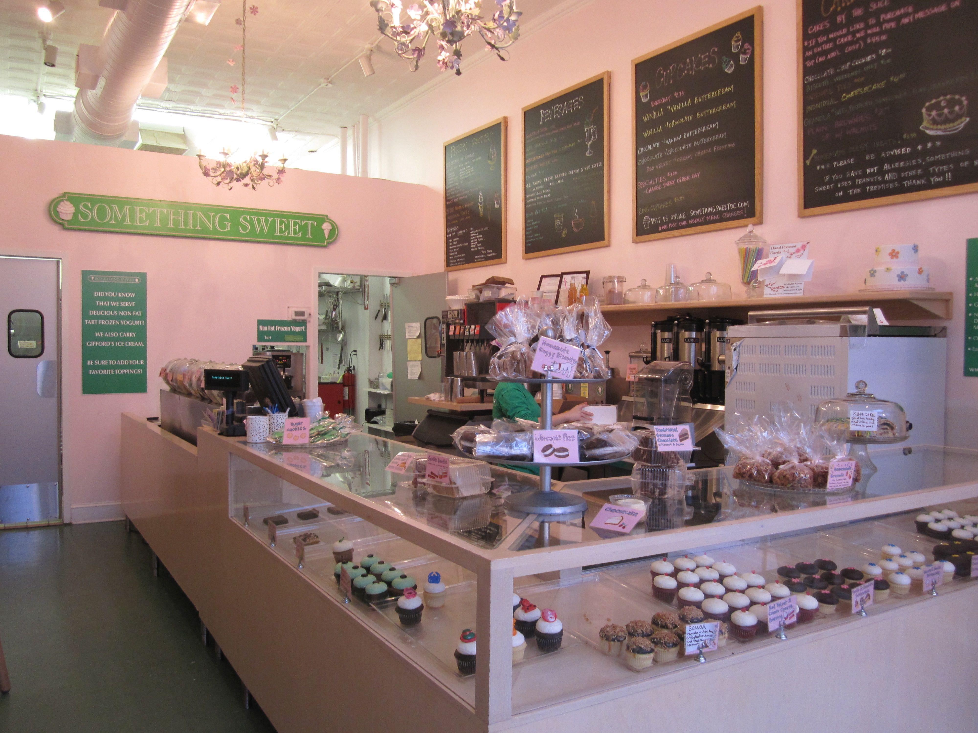 Week 8 Something Sweet Coffee shop interior design