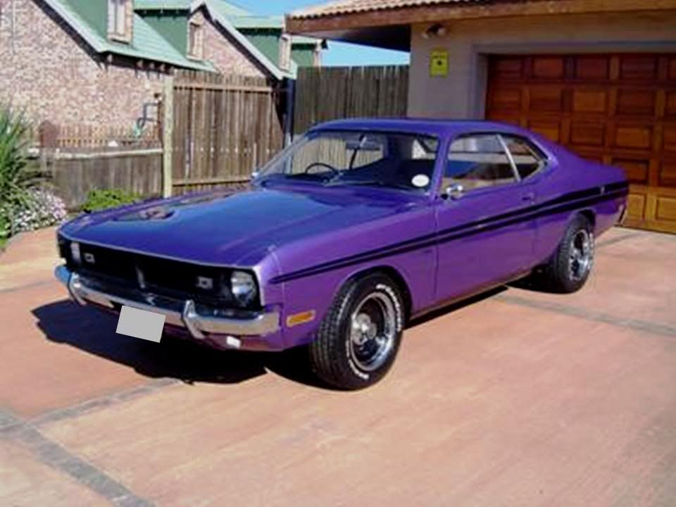 1971 South African Chrysler Valiant Charger | Muscle Car Love ...