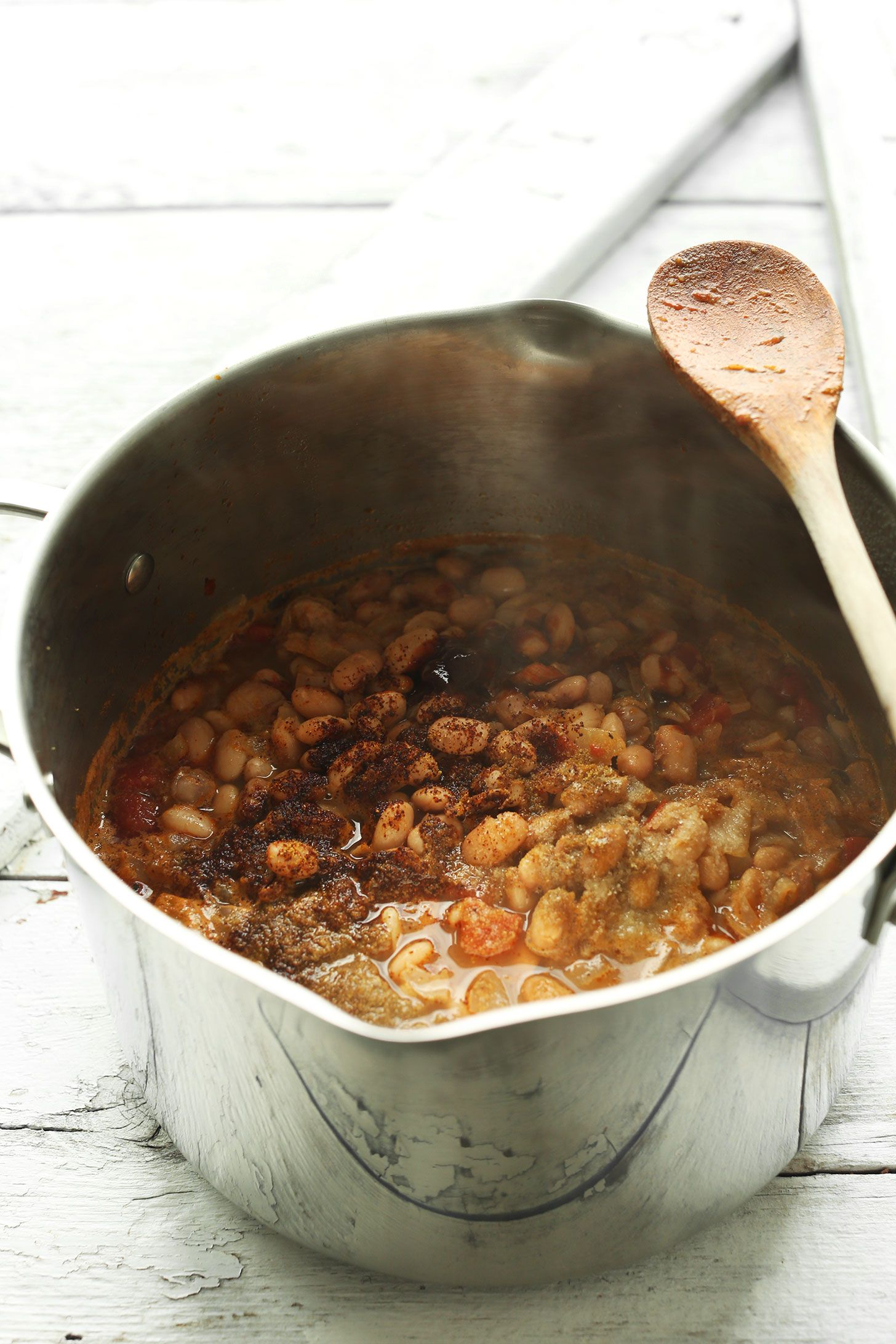 Mexican Pinto Beans From Scratch 1 Pot