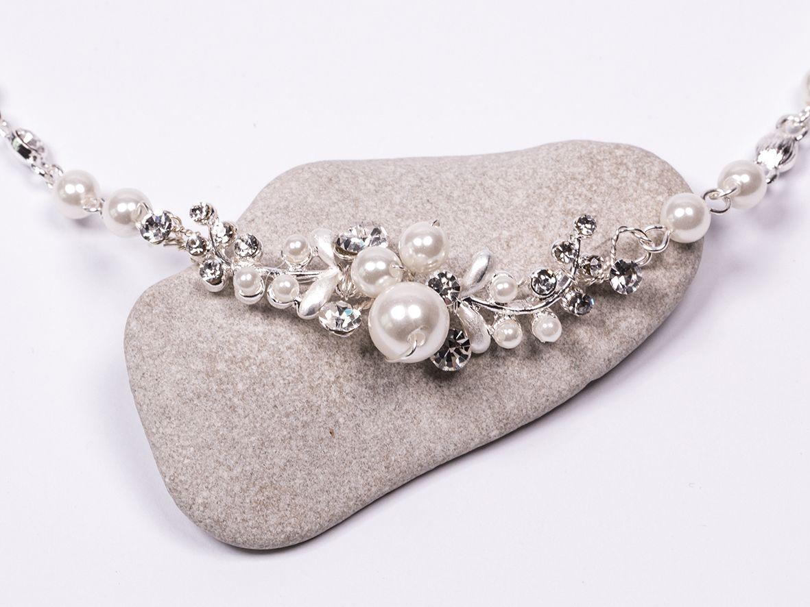 Kleemeier #Bridal #Accessoires Traumhaft schöne Halskette - auch im ...