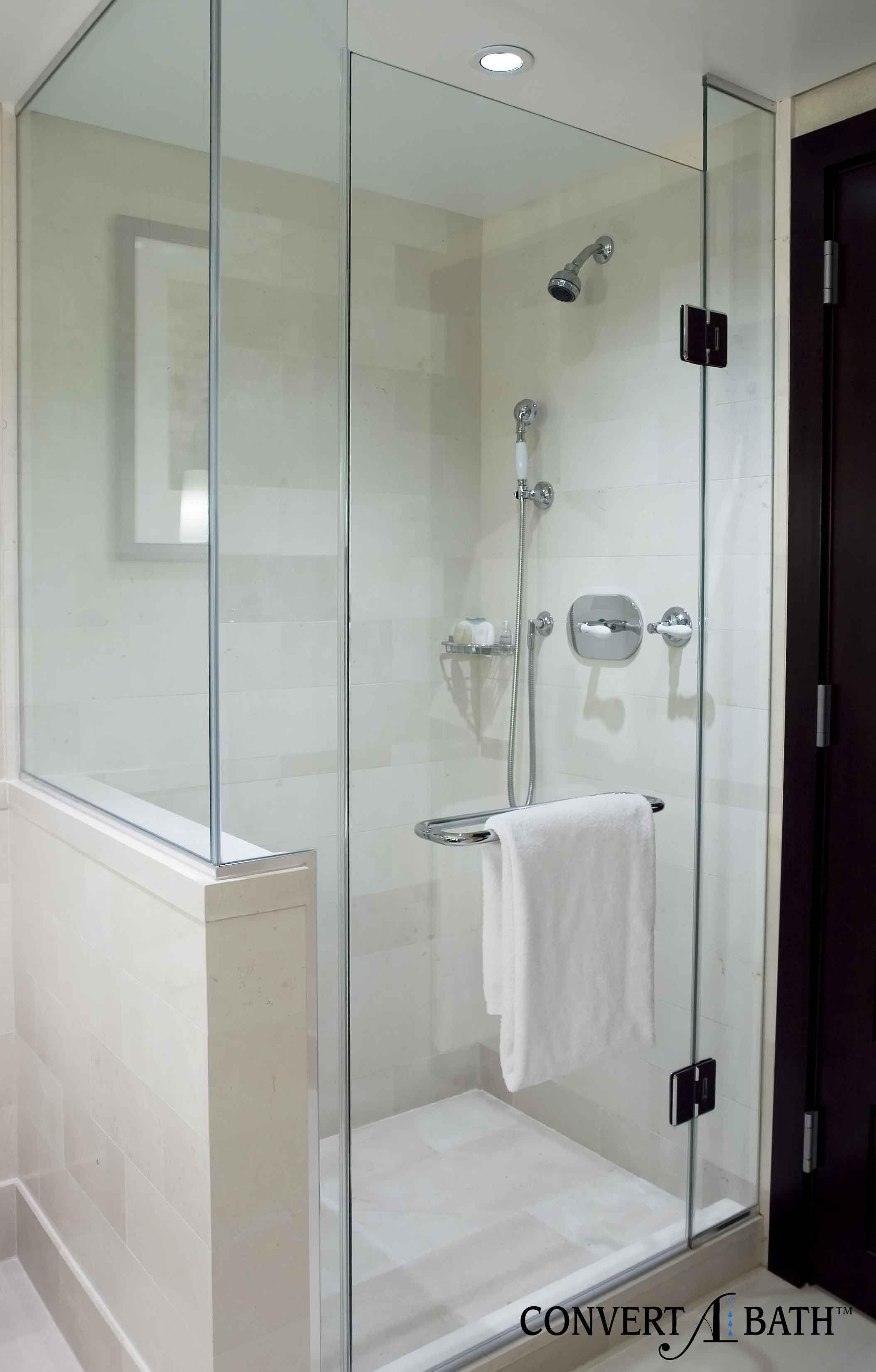 Glass Shower Dush Bez Dverej Rekonstrukciya Dushevoj Steklyannye Dushevye
