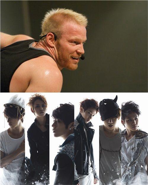 World Famous Choreographer Robert Steinbacher To Work With B2st For Body Art Allkpop Kpop B2st Choreographer World Famous Famous
