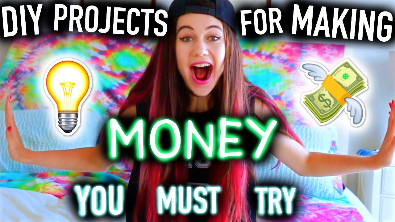 DIY Project Ideas for Making Money You MUST Try! - Easy ...