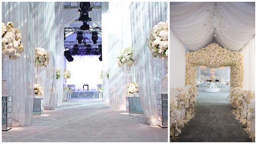 Grand entryways, event decor, pipe and drape entrances, themed ...