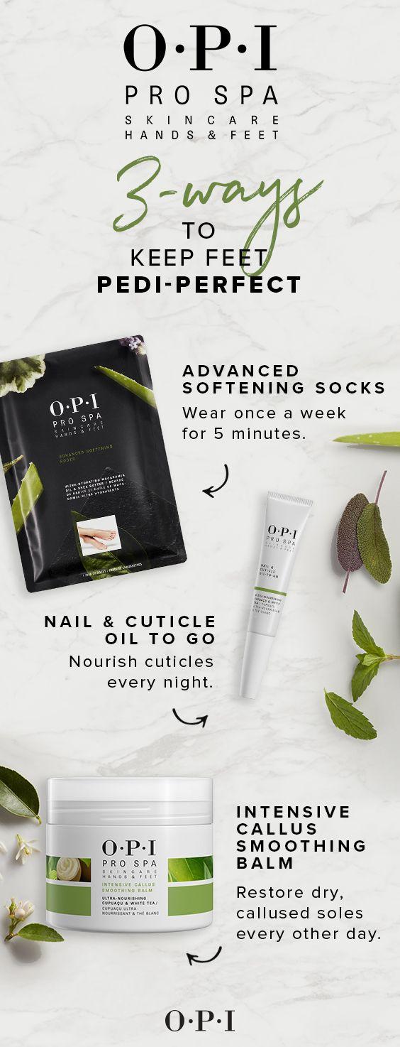 Hands Feet Skincare Spa Manicure Pedi Perfect Long Lasting Nail Polish