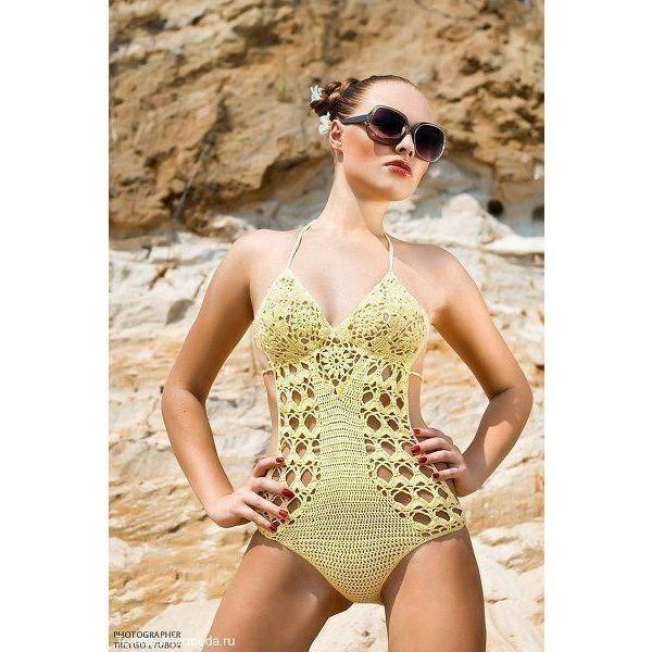 ebc09113d73 Crochet swimsuit | Crochet clothes