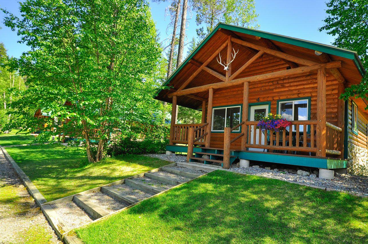 Glacier national park cabins bunk houses pinterest for Glacier national park cabin rentals