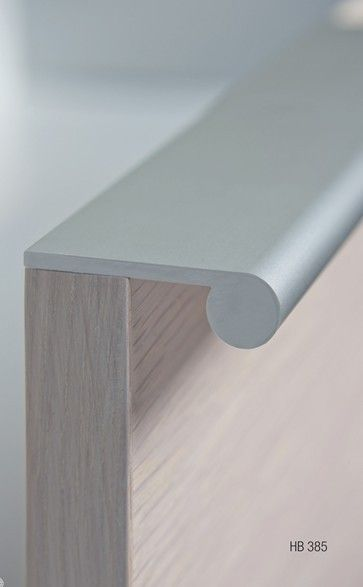 Hb385 Continuous Drawer Pull By Halliday Baillie Eboss