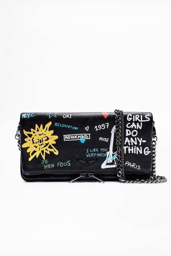 e4c69d92719c Zadig   Voltaire Rock Tag Bag