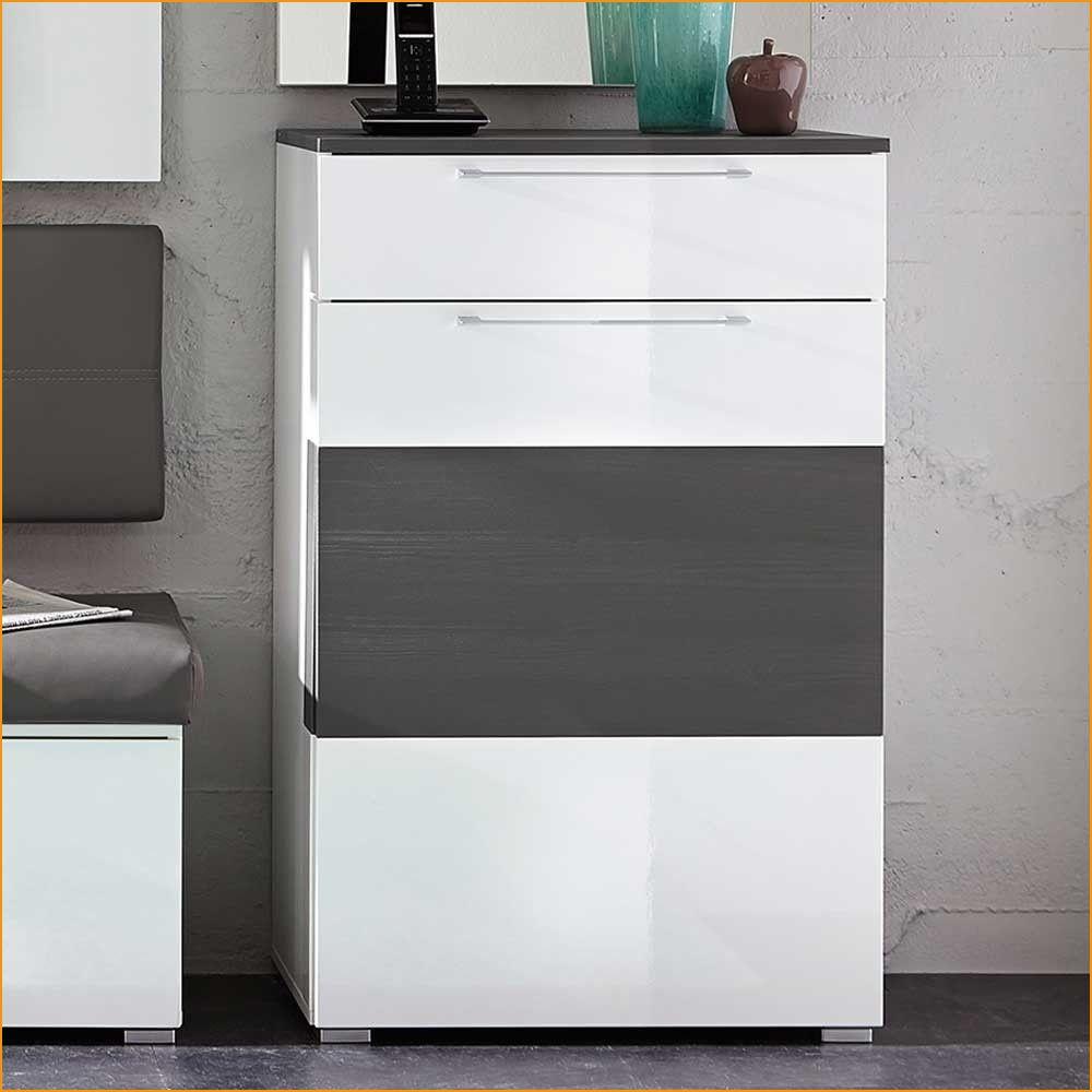 10 Vast Schuhschrank Weiss Grau Home Interior Design Single