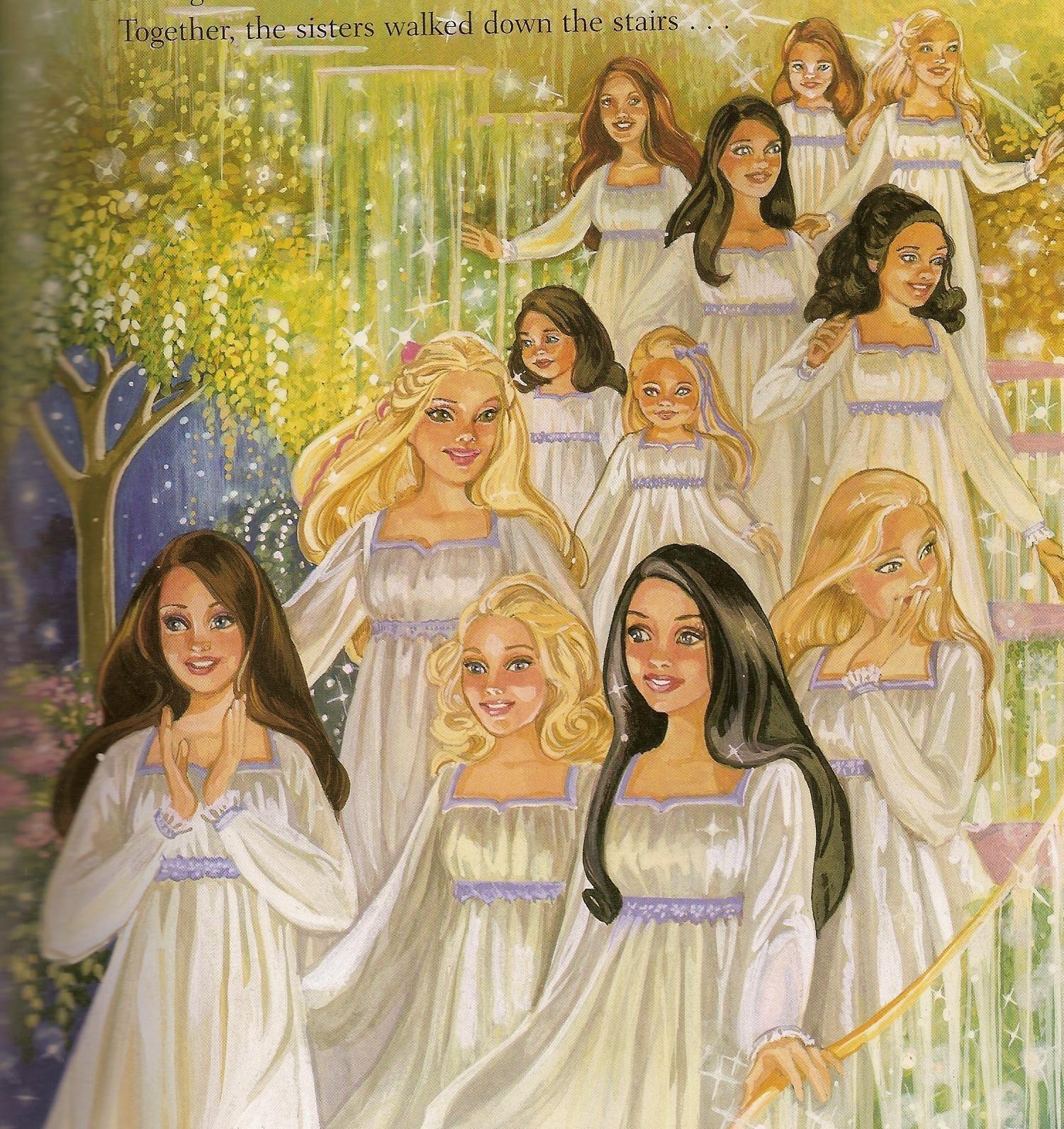 Barbie in the 12 dancing princesses gallery princess - Barbie 12 princesse ...