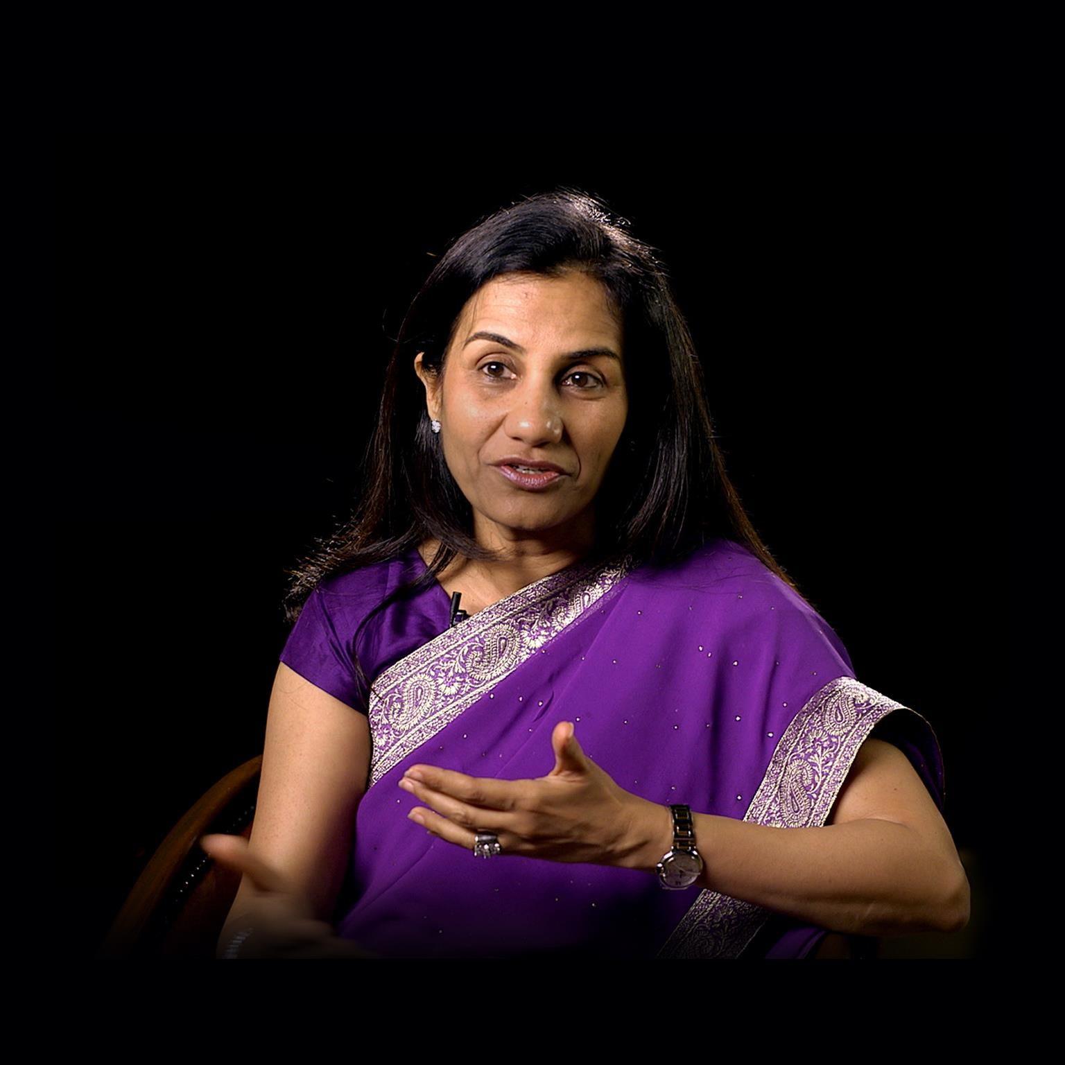 ICICI Bank managing director and CEO Chanda Kochhar talks