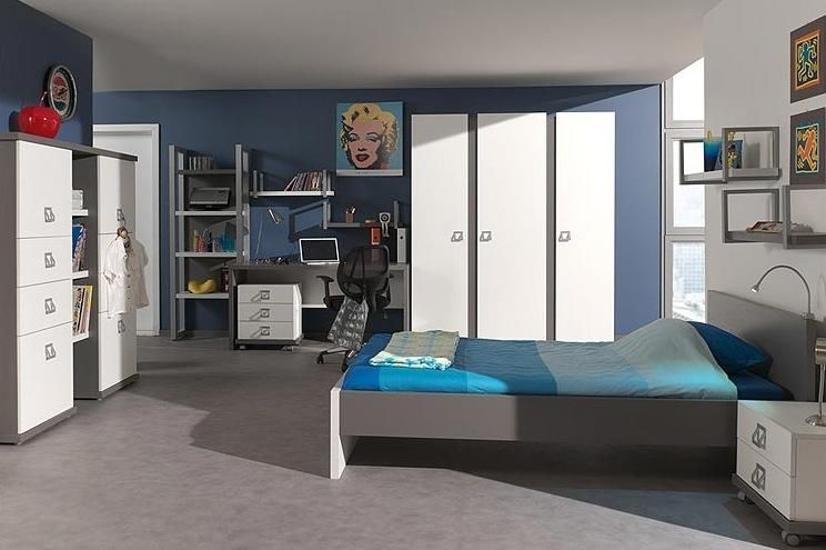 D coration chambre adolescent chambre adolescent teen room pinterest chambres for Deco chambre simple