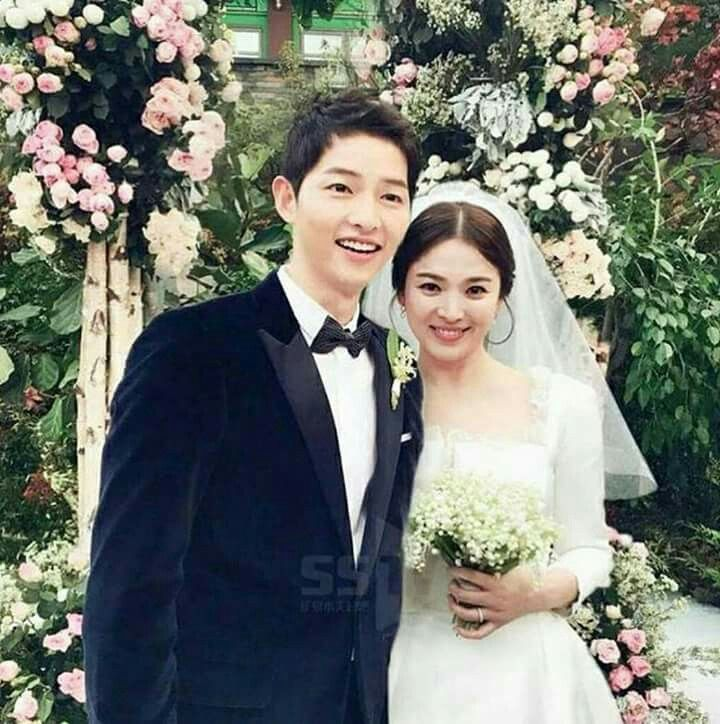 Korean Celebrity Wedding Photos: Pin By Kim Rae On SongSong Couple(Song Joong Ki & Song Hye