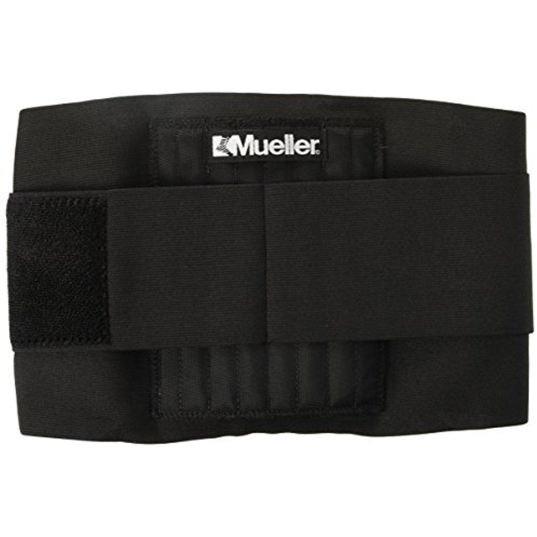 "Mueller Adjustable Back / Lumbar Brace, 9"" high, OSFM"