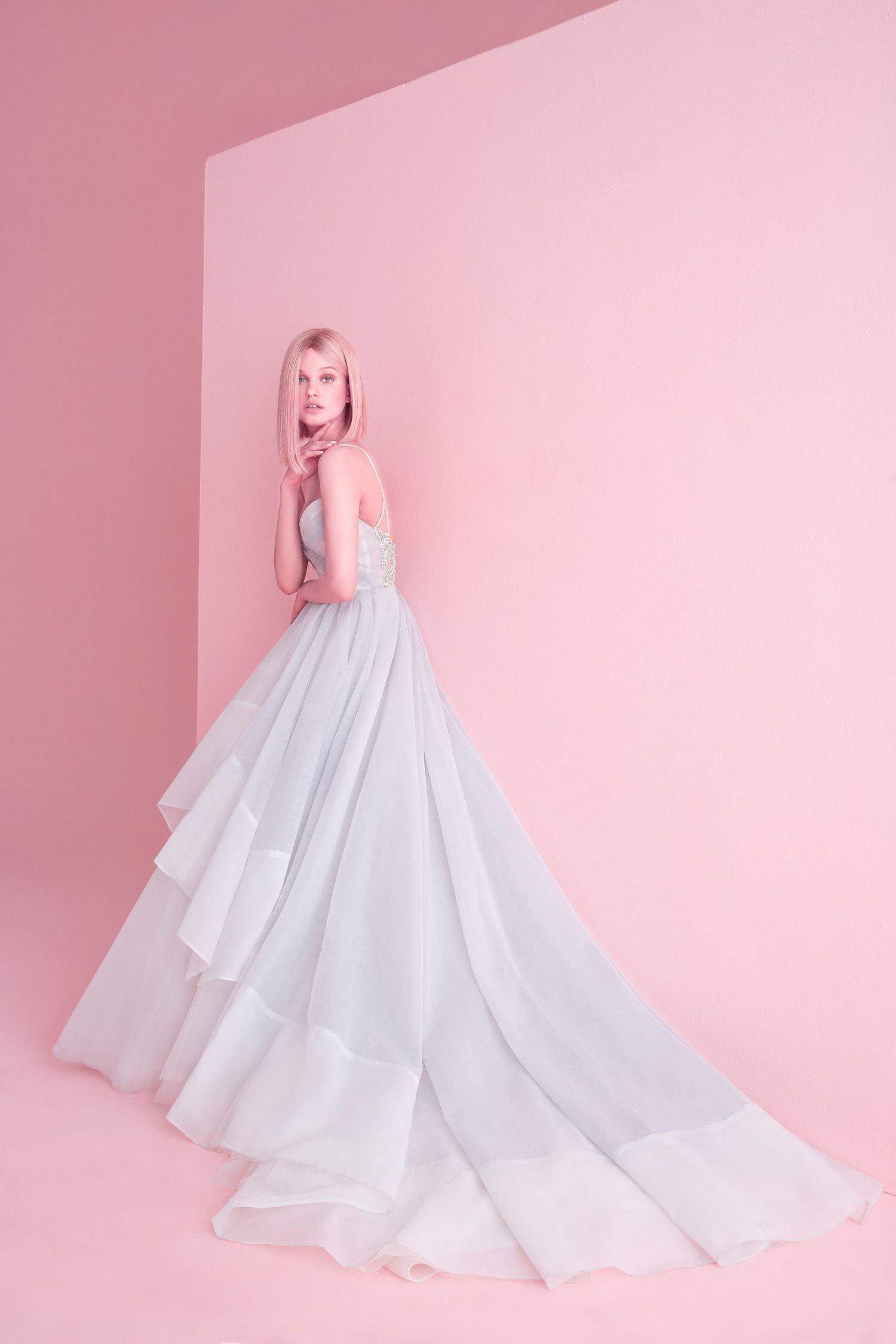 Hayley paige spring wedding dress collection fashion