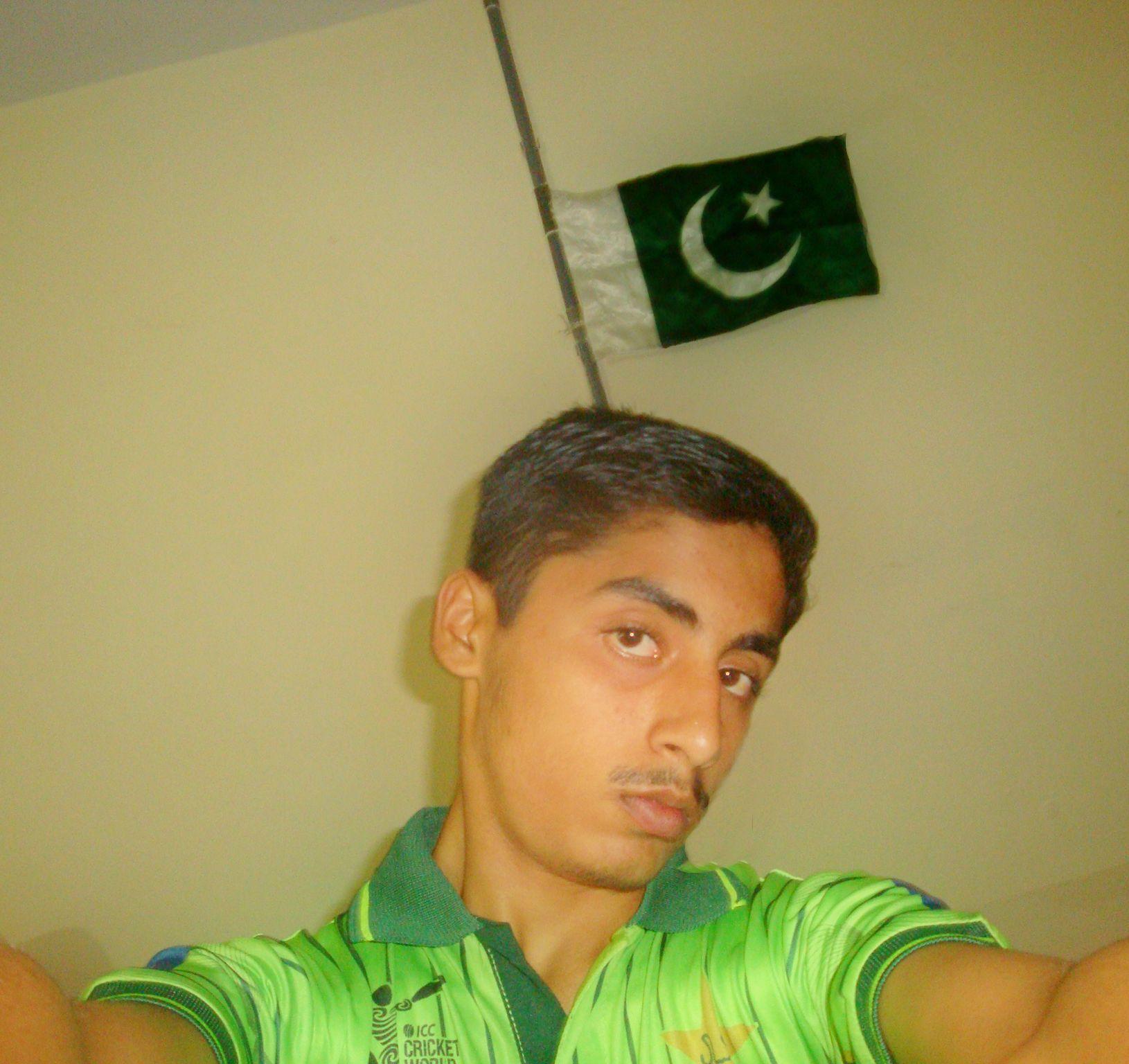 #Selfie with #PAK_FLAG........... PRoud PAK