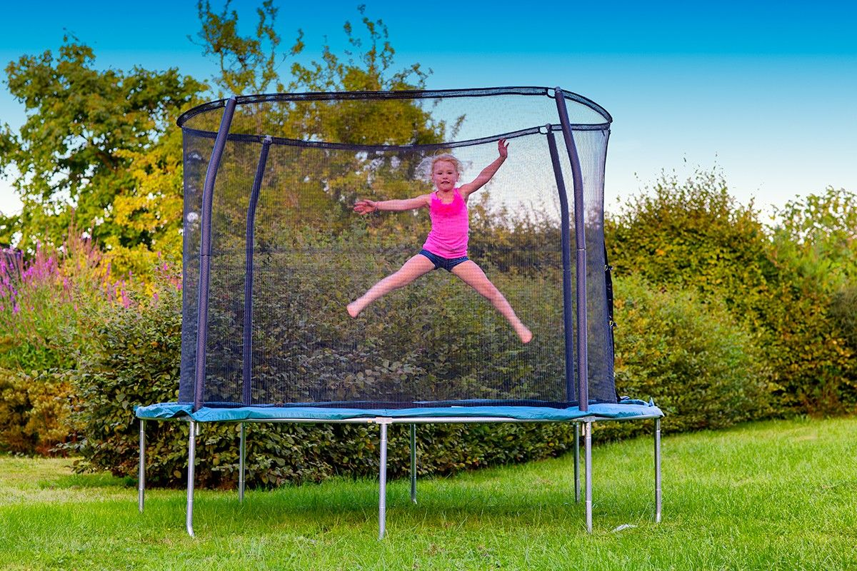 Printable Picture of Trampoline 10ft Jumpking Air