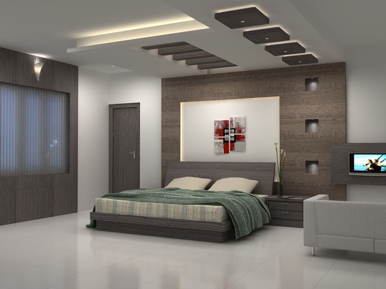 Modern master bedroom ceiling designs - Modern Ceiling Design For Bed Room 2015 Google Search