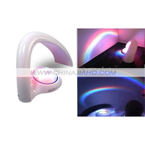 Wholesale New Colorful Rainbow Projection Lamp